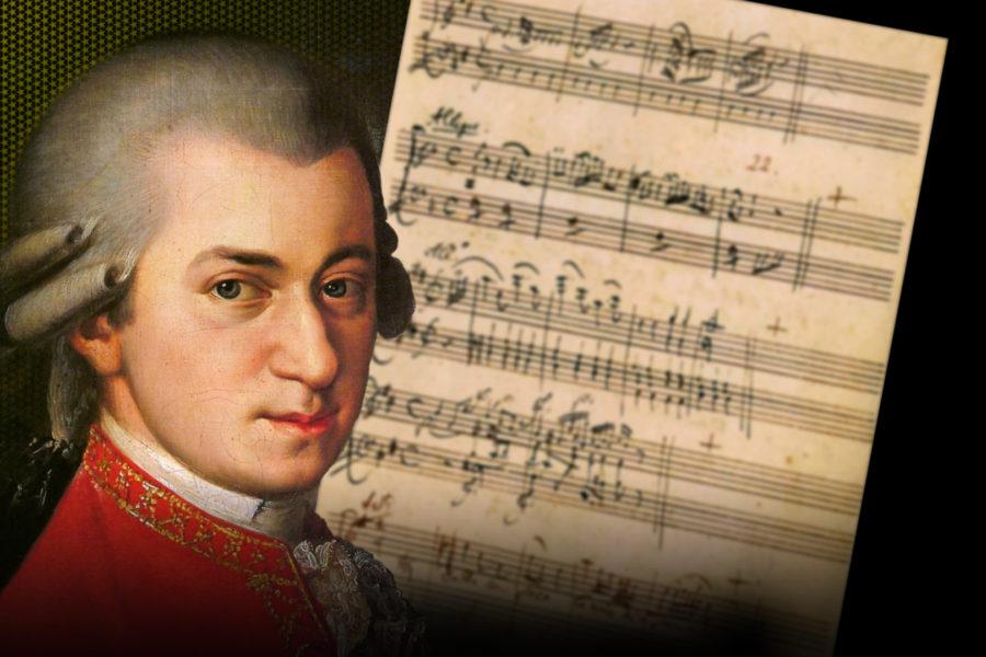 Mozart Nacht un Tag X